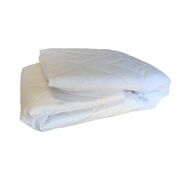Cubre colchón Acolchado Microfibra