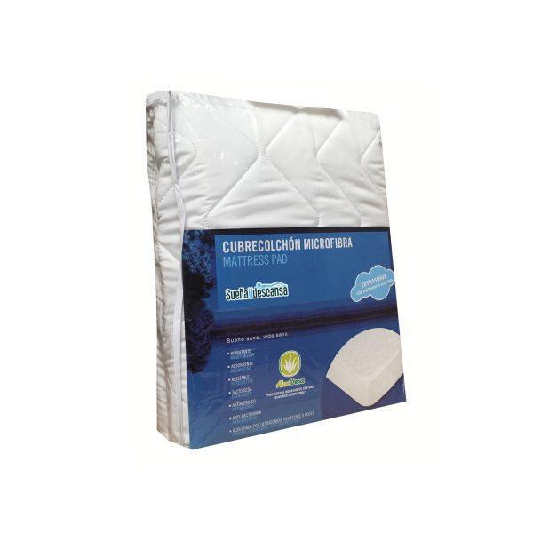 cubre colchón impermeable