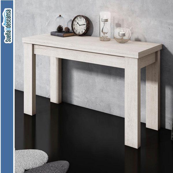 mesa consola nórdico