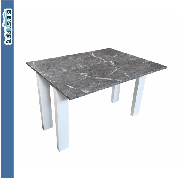 mesa consola mármol